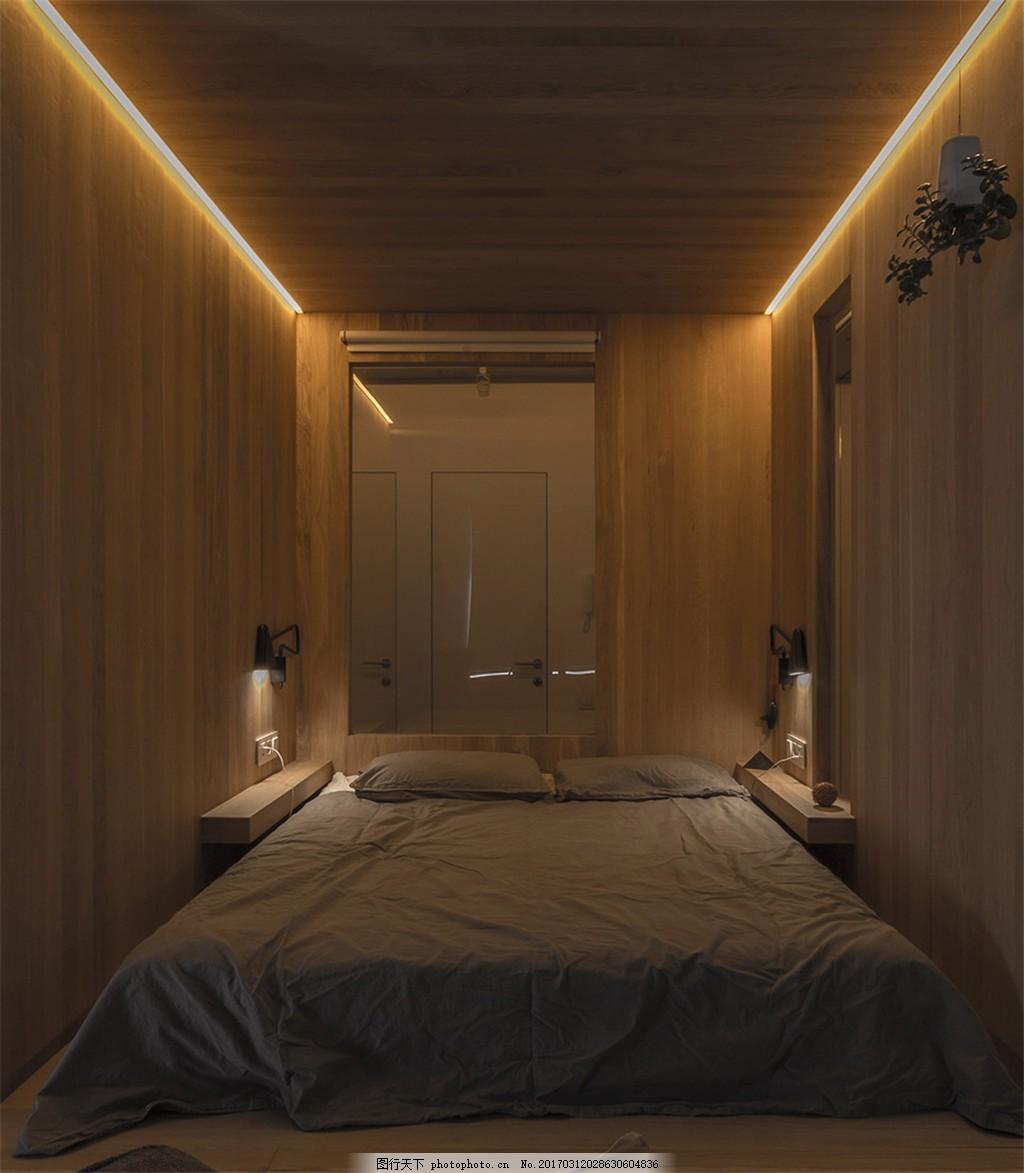 日本卧室家装效果图 室内设计 欧式装修效果图 时尚 奢华 设计素材