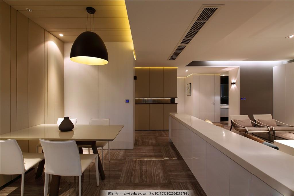 厨房餐厅装修效果图图片