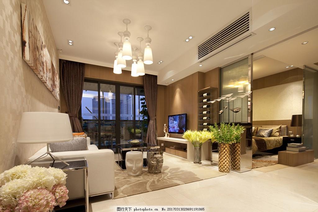 奢华风格客厅家装图片下载 当代欧式 简约 时尚 工业风 厨房 卧室
