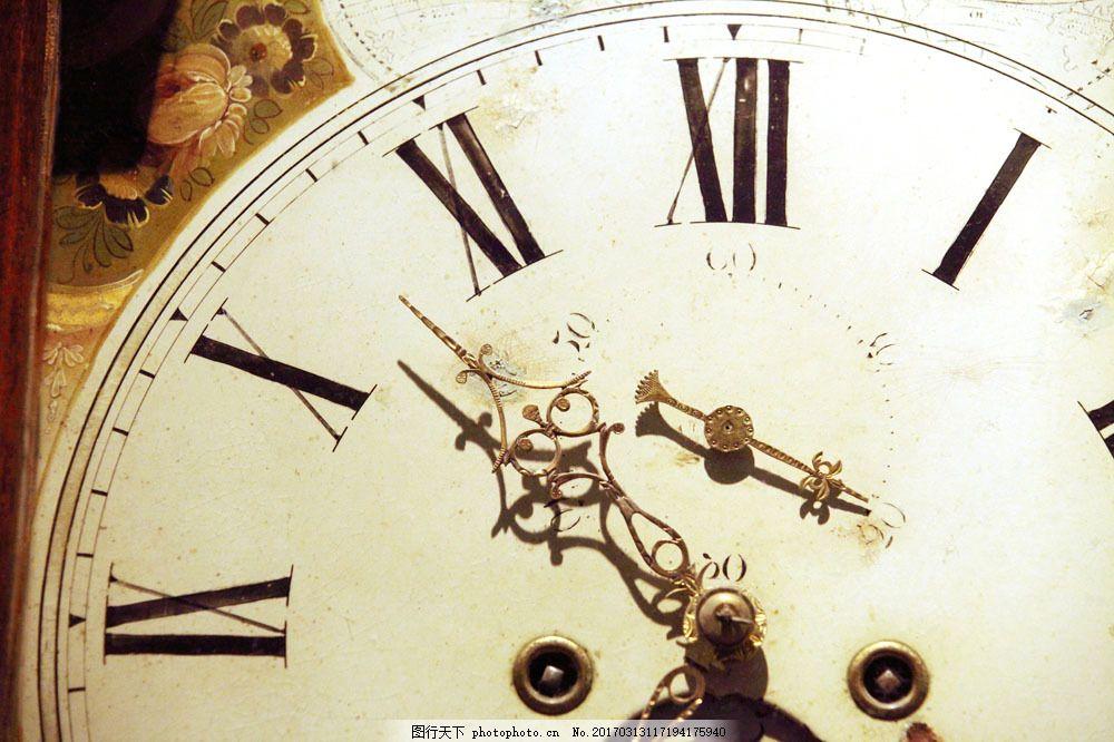 欧式钟表素材图片