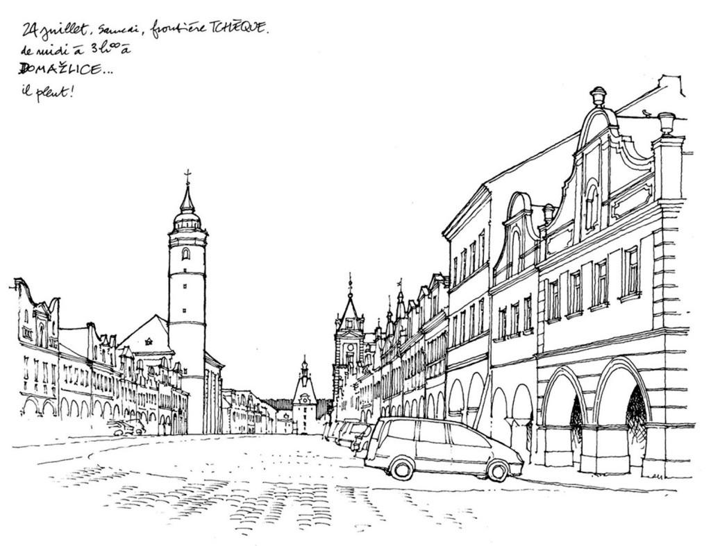 欧式建筑效果图 建筑效果图图片下载 手绘图 平面图 城堡 建筑施工图