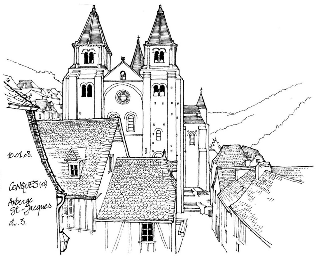 欧式建筑手绘图 建筑平面图素材免费下载 图纸 城堡 建筑施工图