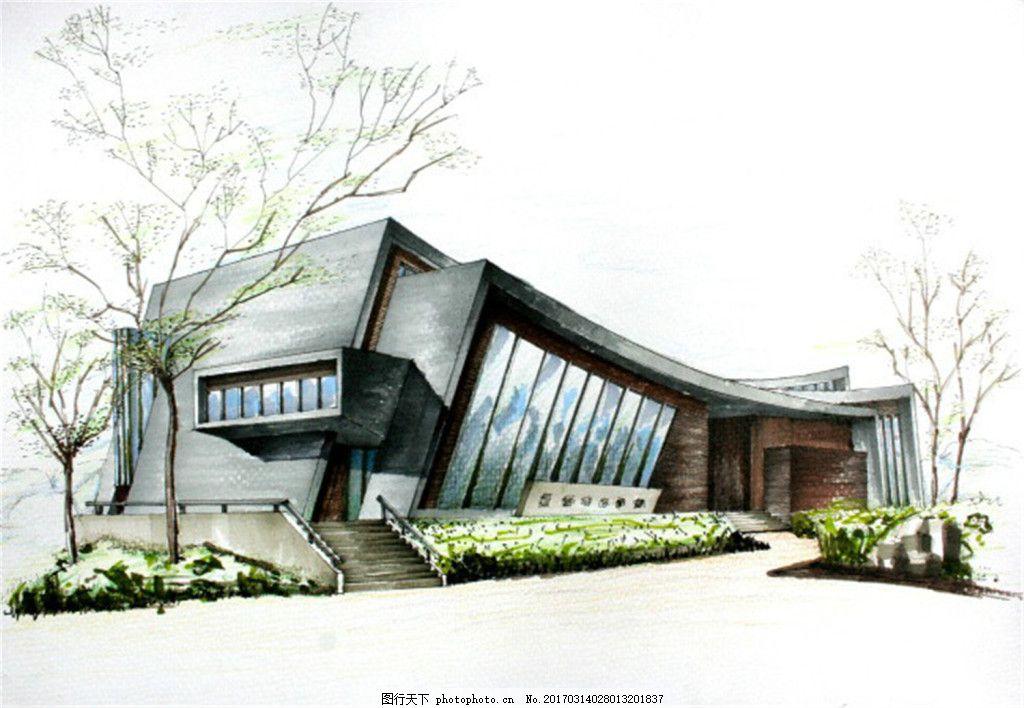 建筑效果图,建筑效果图图片下载 手绘图 平面图 城堡