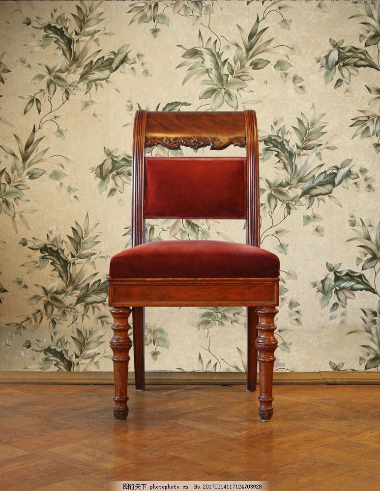 欧式椅子图片