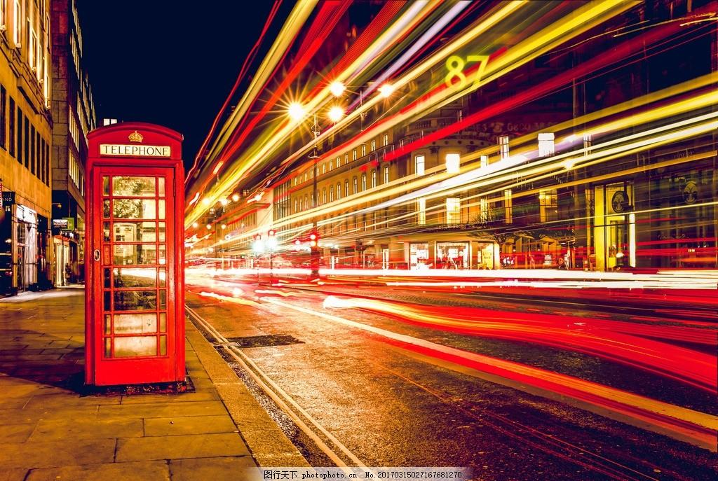 高清大图 电话亭 街道 寂静 落寞 街头 背景墙 城市摄影* 摄影 现代科
