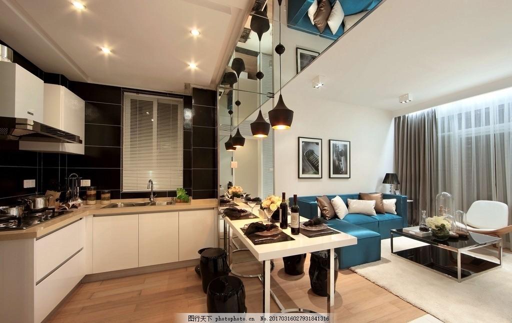 室内设计 装饰 装修 家装 现代简约风格 后现代风格 实景图 现代简约