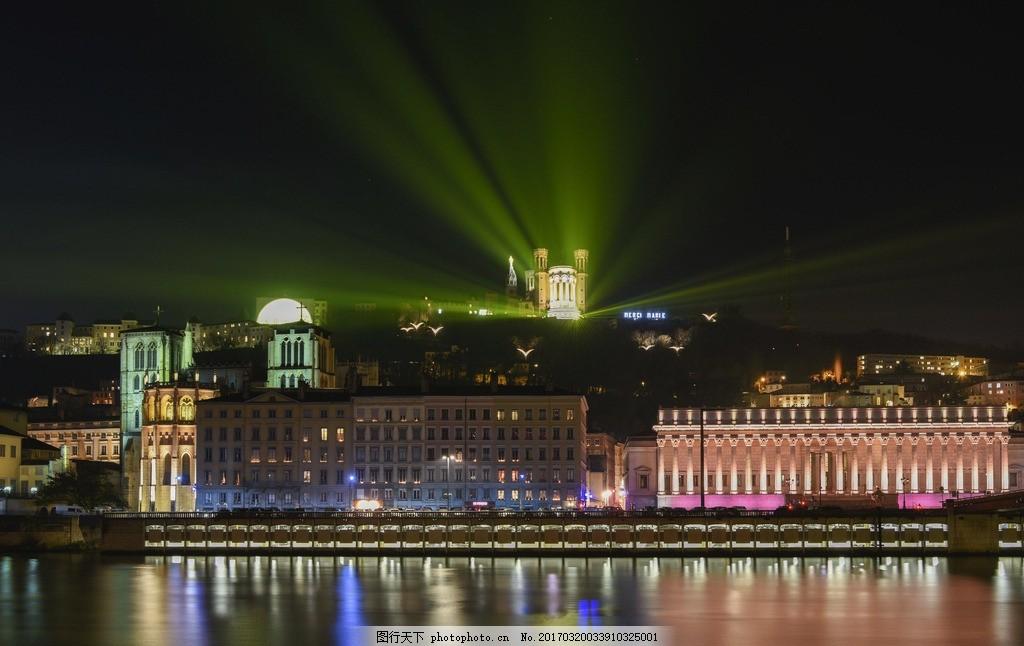 巴黎灯光秀 风景 风光 国外旅游 风景区 建筑 摄影