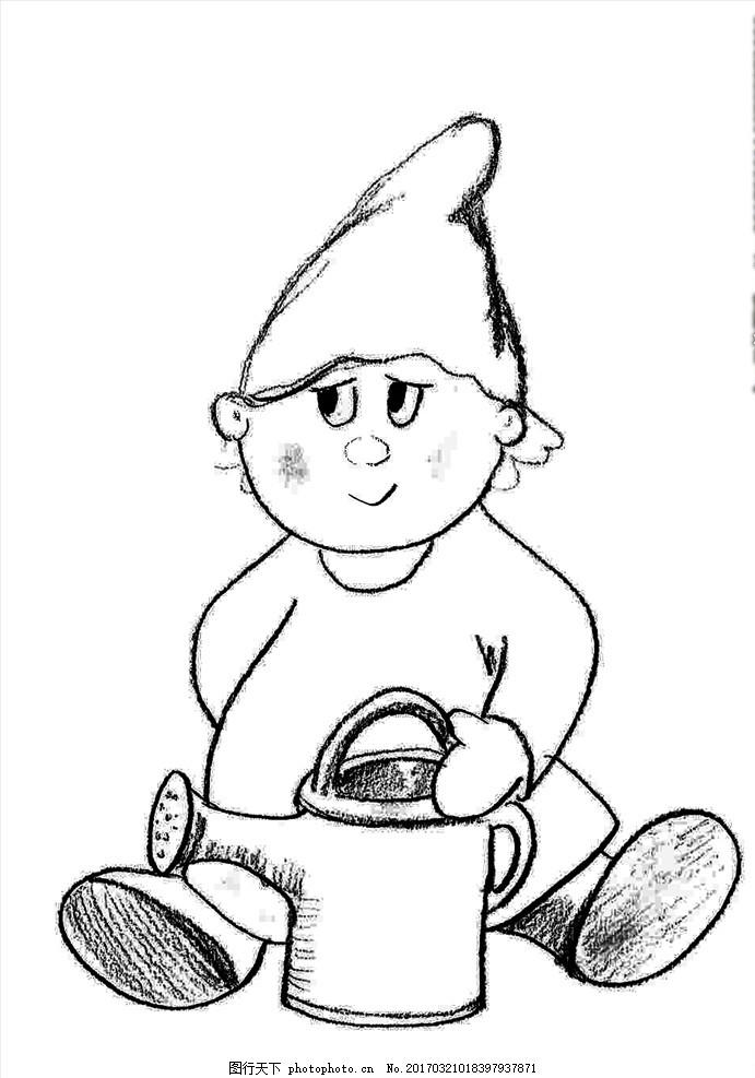 手绘 卡通 可爱 卡通设计 设计 广告设计 eps 设计 动漫动画 动漫人