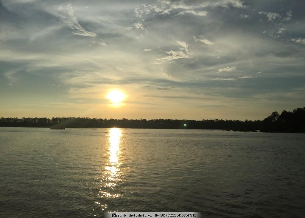 马来西亚 沙巴 保佛 红树林 威士顿 摄影 自然景观 自然风景 72dpi