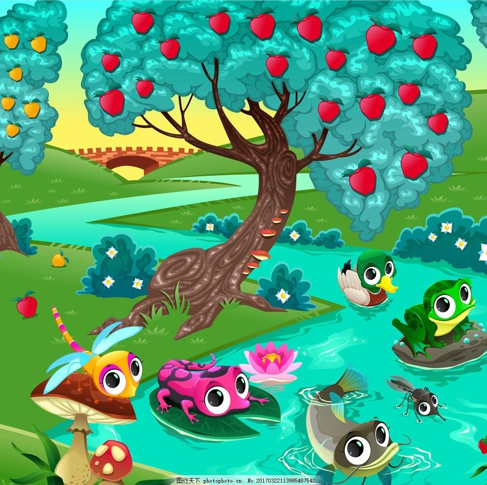 游戏特效 可爱动物