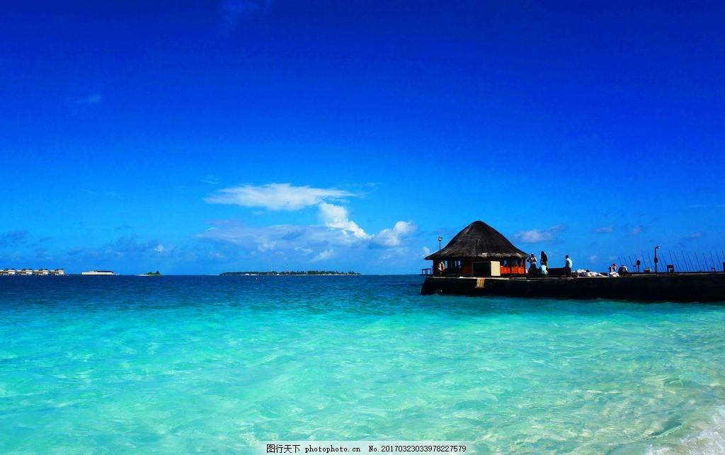 马尔代夫 旅游 国外旅游 摄影 海洋 海岸 天空 蓝天 热带 新马泰