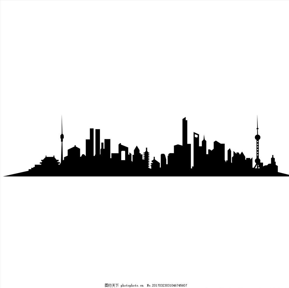 上海城市 剪影