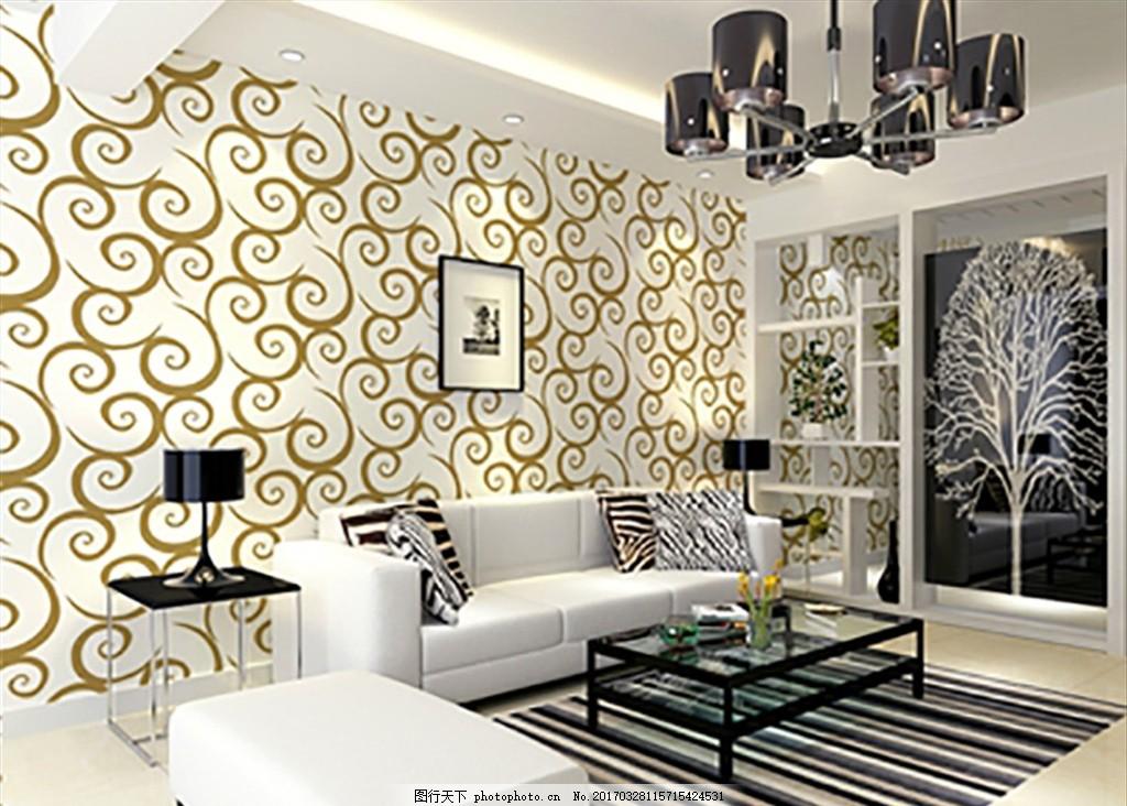 硅藻泥背景墙 墙面装饰 欧式花纹 古典花纹 花纹底纹 中国风 民族风