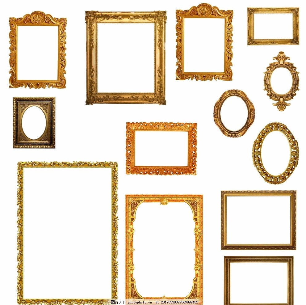 油画框 边框相框 装饰 装裱 木质相框 欧式相框 边框 木质边框 婚礼
