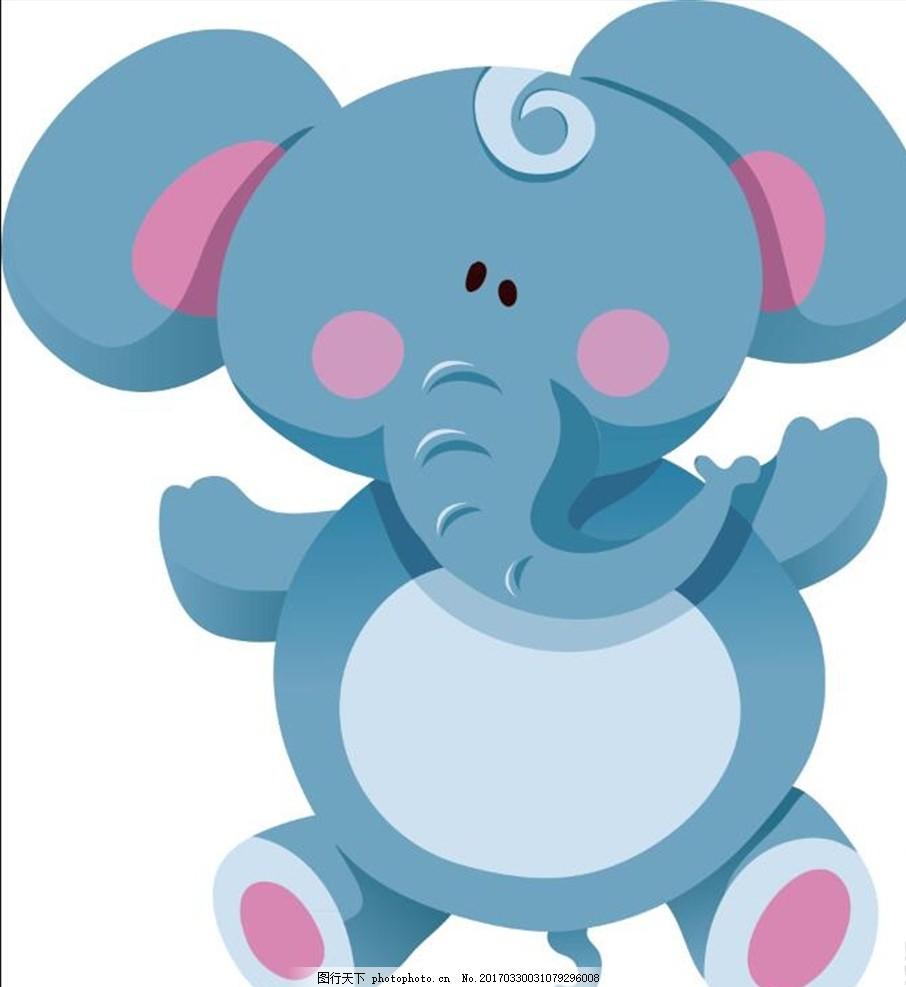 大象耳朵简笔画步骤